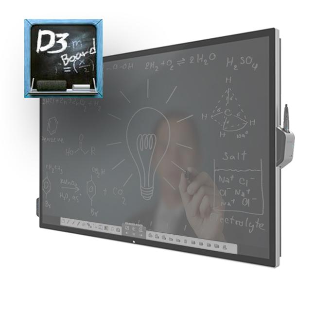 D3Board 製品使用イメージです画像