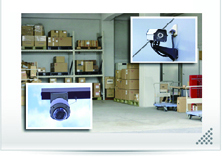 企業向け防犯カメラ