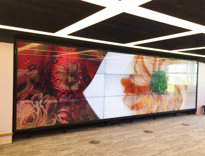 マルチディスプレイ 導入事例 Microsoft中国本部技術センターの写真