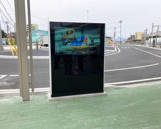 阿佐美駅(群馬県)筐体の写真1
